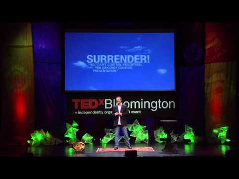 """TEDxBloomington -- Jeff Nelsen -- """"Fearless Performance"""""""