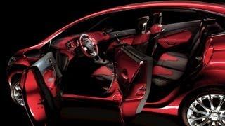FORD Verve Sedan (2008) Concept