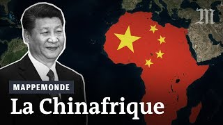 What is China doing in Africa ?