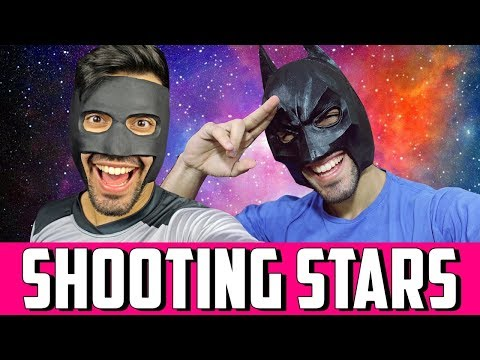 TODOS OS SHOOTINGS STARS DO CANAL SUPERHERO [OFICIAL]