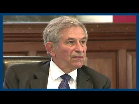 Iraq Is Now A Client State Of Iran   Paul Wolfowitz   Oxford Union