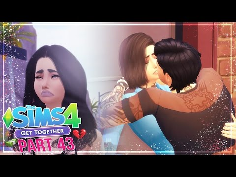 Let's Play The Sims 4: Get Together - (Part 43) - New Looks + Risky Nights!