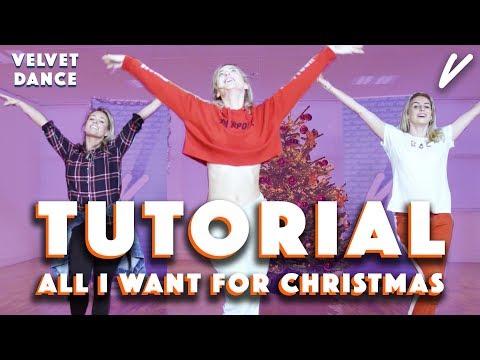 TUTORIAL: ALL I WANT FOR CHRISTMAS   Velvet Dance - CONCENTRATE VELVET