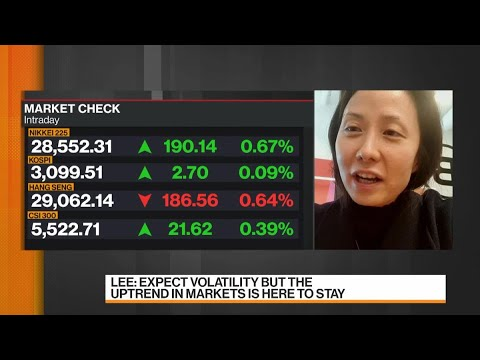Biggest Enemy in 2021 Is Volatility, AIM CEO Lee Says