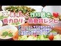 【グッチ裕三 レシピ】 低カロリーワンプレート「こんにゃくステーキ・絹ごし豆腐の…