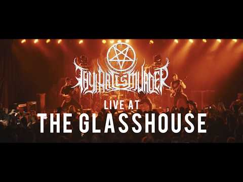 Thy Art is Murder - FULL SET {HD} 03/31/18 (Live @ The Glass House)