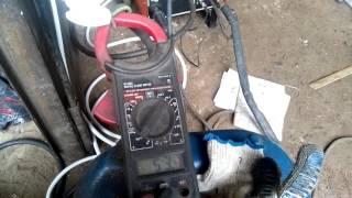 УДГ-180 ТИГ Аргонно-дуговая сварка(Аппарат варил не на полную мощность потому что приходящие провода были малого диаметра - поменяли на 6квадр..., 2016-05-01T10:48:18.000Z)