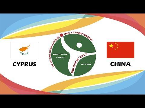 CYPRUS - CHINA