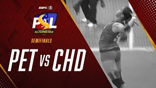 Semifinals - Full Game: Petron vs Cignal HD | PSL All-Filipino Conference 2019