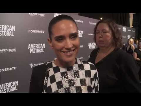 "American Pastoral  US Premiere Jennifer Connelly - ""Dawn Levov"""