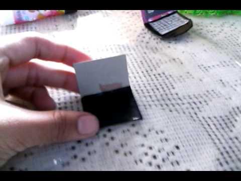 Cmo hacer una mini laptop para tus muecas  YouTube