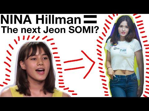 [NIZI Project] Is Nina Hillman The Next Jeon SOMI? [니지 프로젝트] [ニジプロジェクト] [힐먼 니나] [ヒルマン ニナ] [虹プロジェクト]