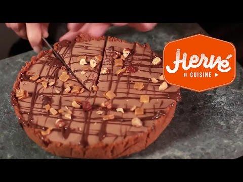 Recette facile Tarte Mousse au chocolat sans cuisson, le kiff !