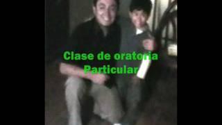 Clase Particular - Oratoria Escolar 967070767 (Carlos San Miguel)