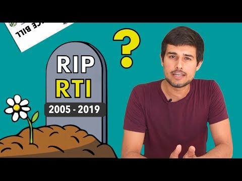 Reality of RTI