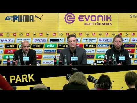 PK. Bor. Dortmund -  Werder Bremen