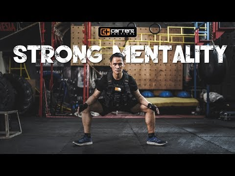 how to create strong mentality ft. Choky Sitohang | Cartenz Tactical