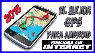 El Mejor GPS de la Actualidad 2016 - Haciendo la Prueba