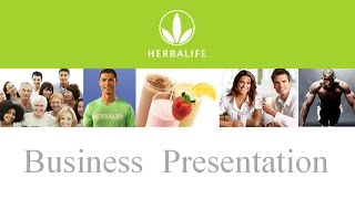 Herbalife Business Opportunity