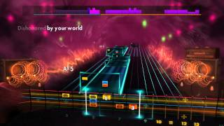 "Rocksmith 2014 Custom - ""Haunted"" - Disturbed"