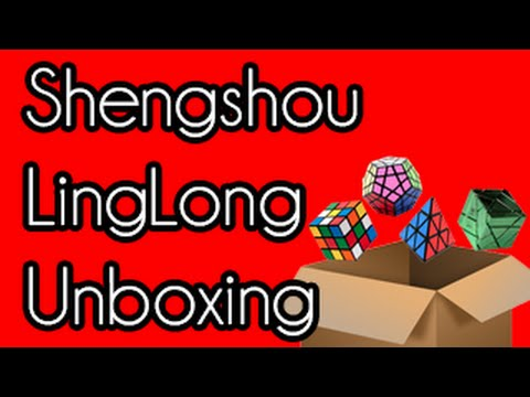 shengshou-linglong-3x3-unboxing- -zcube