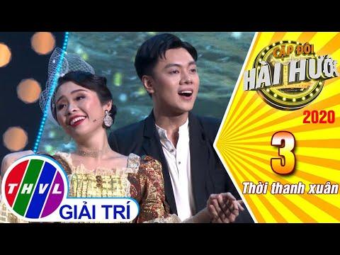 Cặp đôi hài hước Mùa 3 - Tập 3: Quá khứ và hiện tại - Việt Trang, Đông Hải