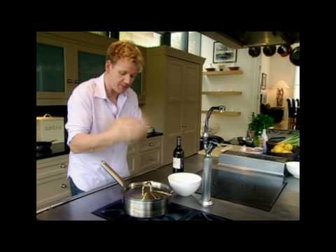 Roasted Monkfish - Gordon Ramsay