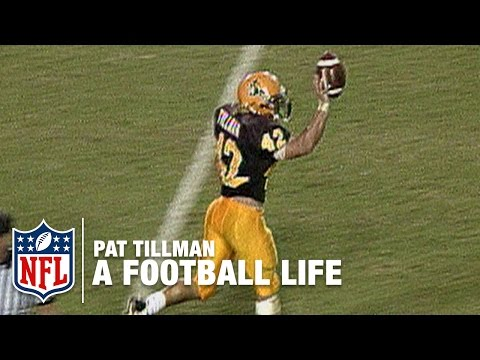Pat Tillman & ASU End Ahman Green & Nebraska