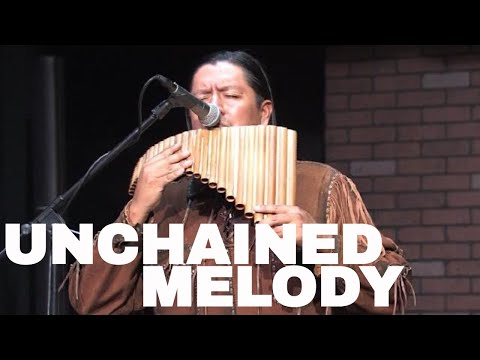 Unchained Melody Pan flute and guitar version  Inka Gold