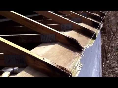 Rafter tail and the importance of fascia