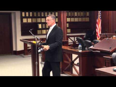 Chatham County manager nominee Lee Smith discusses three goals he achieved with Wayne County