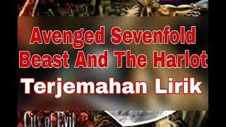 Avenged Sevenfold - Beast And The Harlot (terjemahan lirik)
