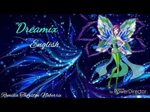 World Of Winx - Dreamix Song | [German/Dutch/English & French] [Nightcore]