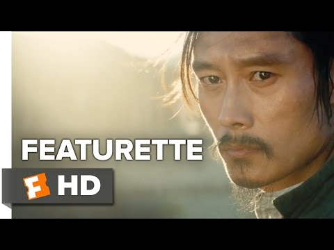 The Magnificent Seven Featurette - The Assassin (2016) - Byung-hun Lee Movie