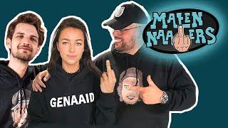 NINA WARINK GENAAID! | Matennaaiers - CONCENTRATE