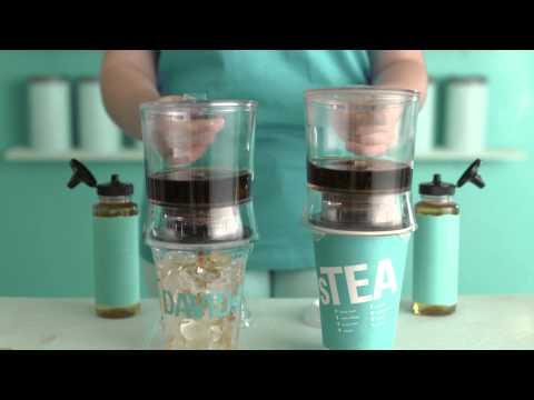 Les thés davidstea - en boire de toutes les couleurs