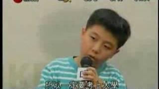 香港神童破紀錄九歲讀大學