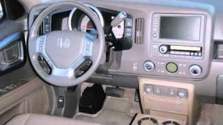 2008 Honda Ridgeline RTL w/Navi Pickup Truck in Lawrence, KS 66044