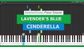 """Cinderella (2015)  - """"Lavender"""