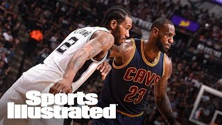 Do LeBron James, Kawhi Leonard Need To Team Up To Stop Warriors? | SI NOW | Sports Illustrated