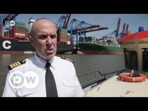 Specialists at the Port of Hamburg | DW English