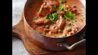 How To Make Restaurant Style Butter Chicken (murg Makhani) Recipe