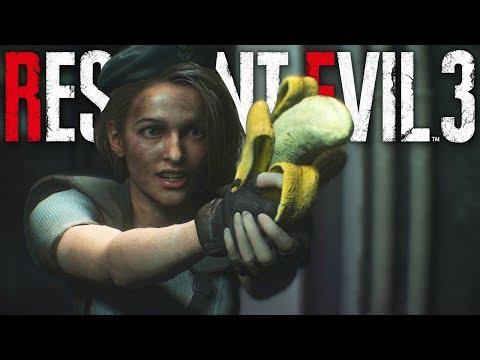 Resident Evil 3 - JILL ENDING !! - Part 7