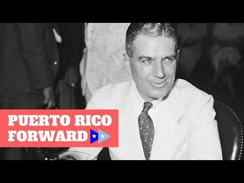 Puerto Rico Forward: Gov. Rexford Tugwell