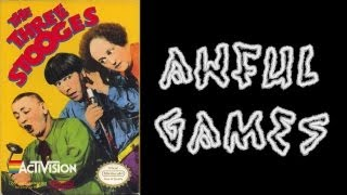 AWFUL GAME: The Three Stooges (NES)