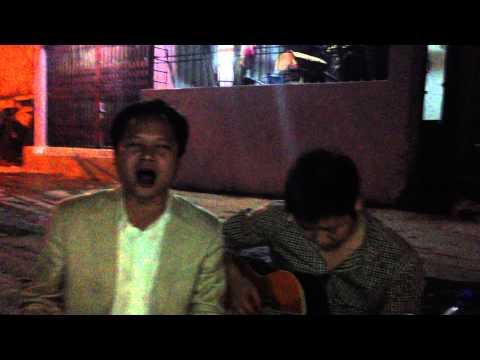 Một Đời Người Một Rừng Cây - ca sĩ Trọng Ân - Guitar Quang Huy và Thế Cường !