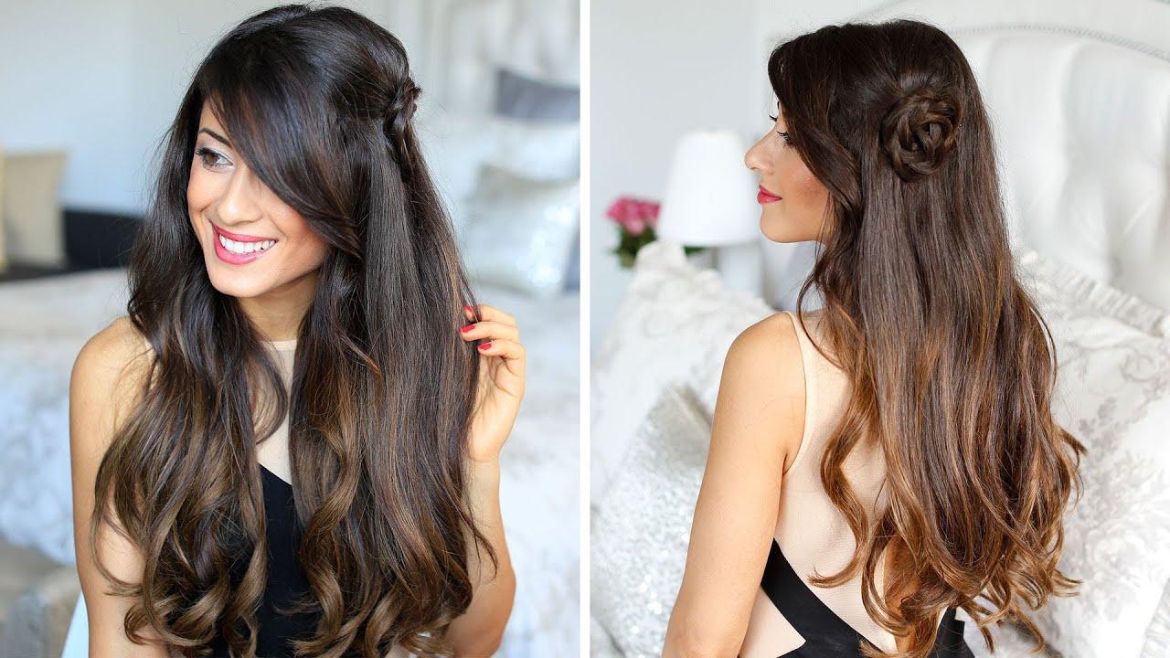 Könnyed, nyári, hullámos frizurák – Rövid és hosszú hajból.