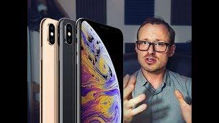 IPHONE XS, XS MAX, XR : plus qu'une évolution ? - W38