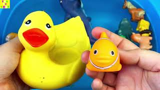 Lots of Toys Farm Animals For Kids Baby - for Kids Learn Animals Names