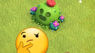 What's inside a Spiky-y cactus-clash of clans